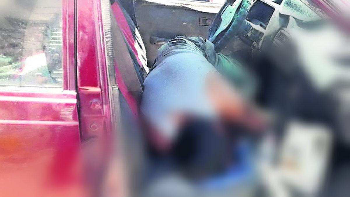 ejecutan a balazos dealer vendedor de droga Yautepec