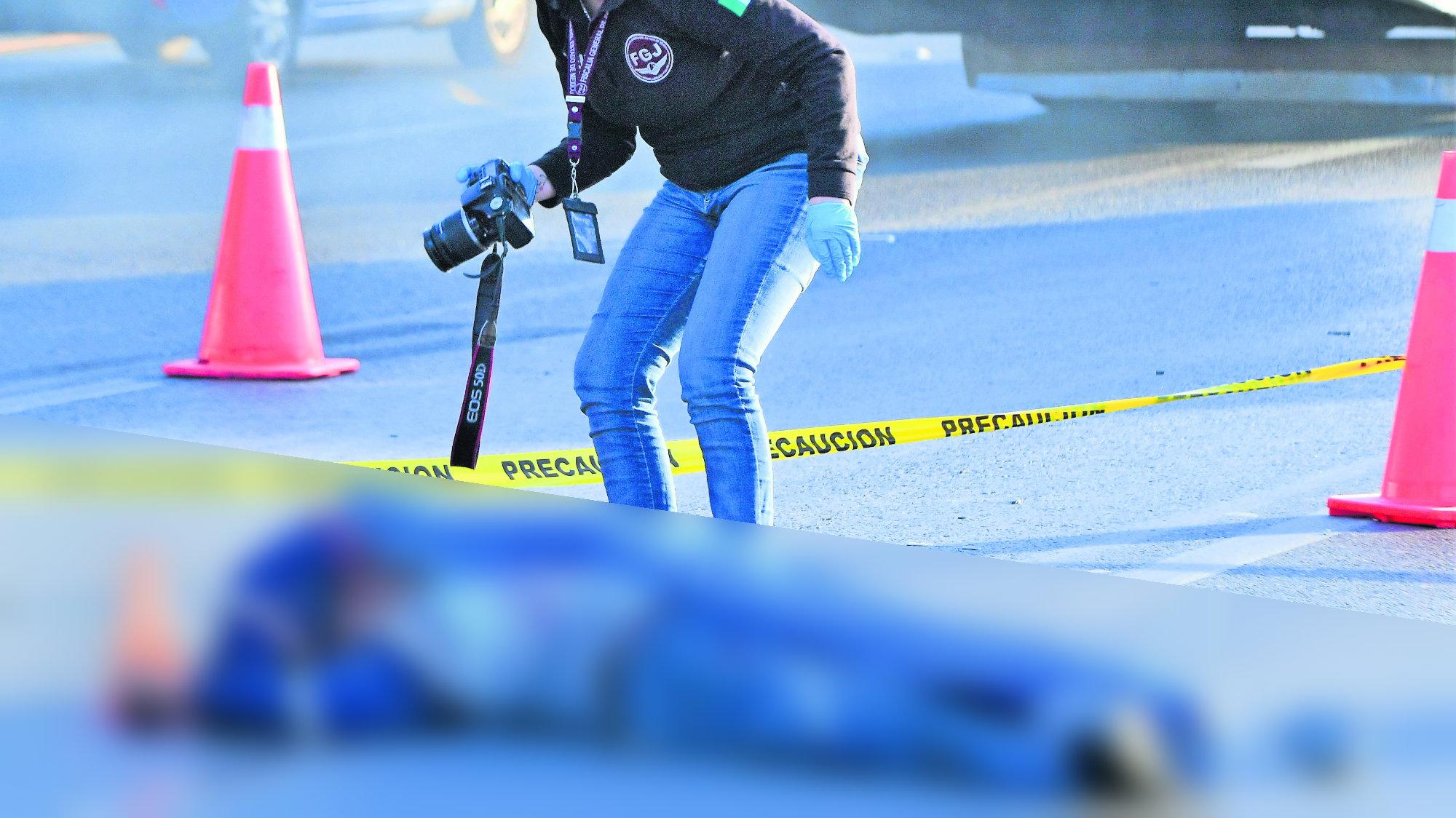 Muere atropellado Hombre muerto Conductor Escapa Autopista México-Pachuca
