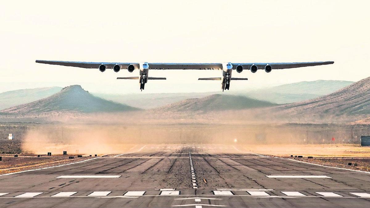 boeing avion mas grande del mundo primer vuelo