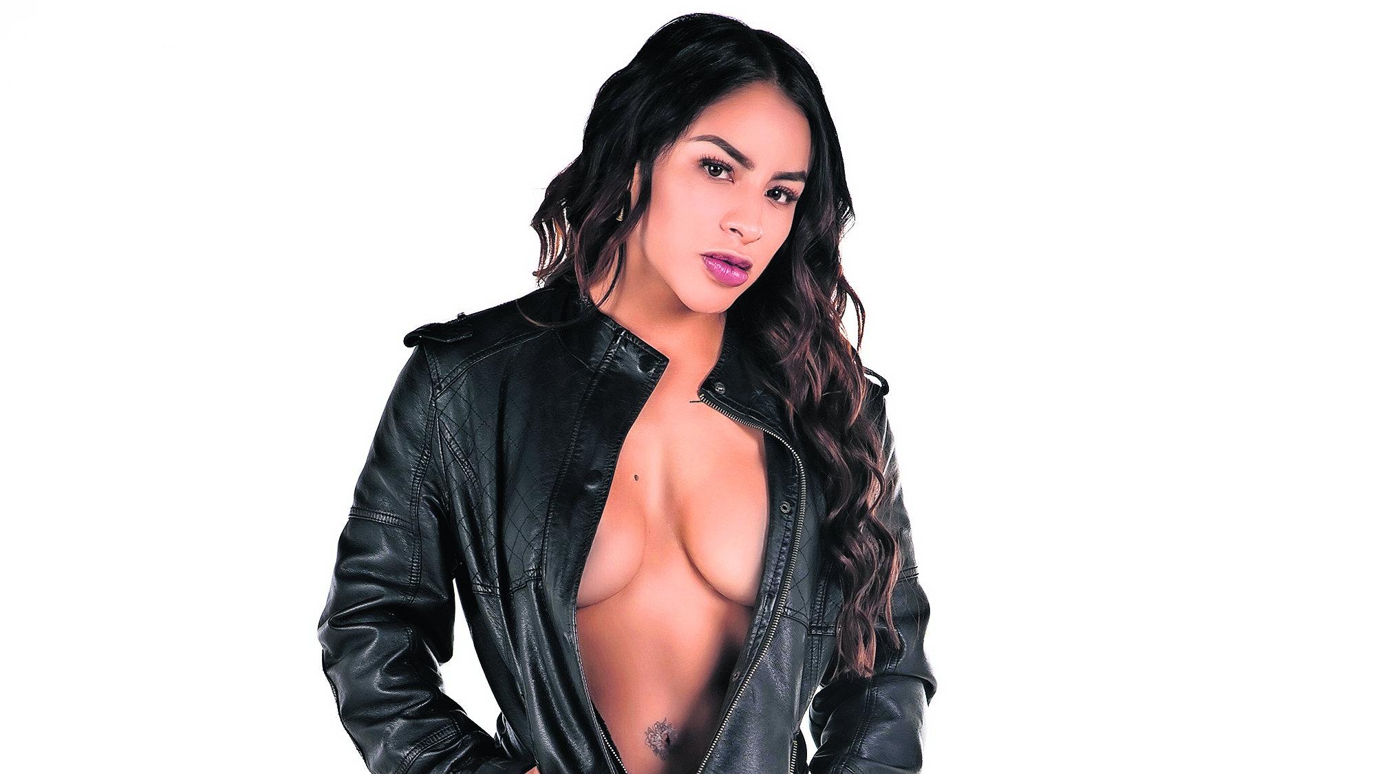 modelo mexicana Ferbella
