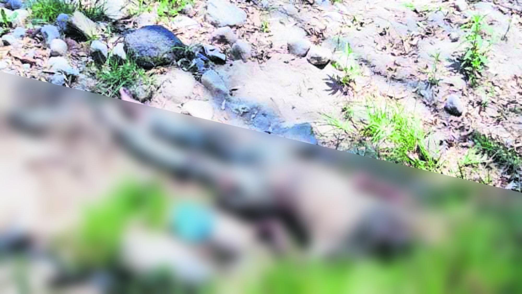 Hallan cadáver Estados de descomposición Edoméx Huixquilucan
