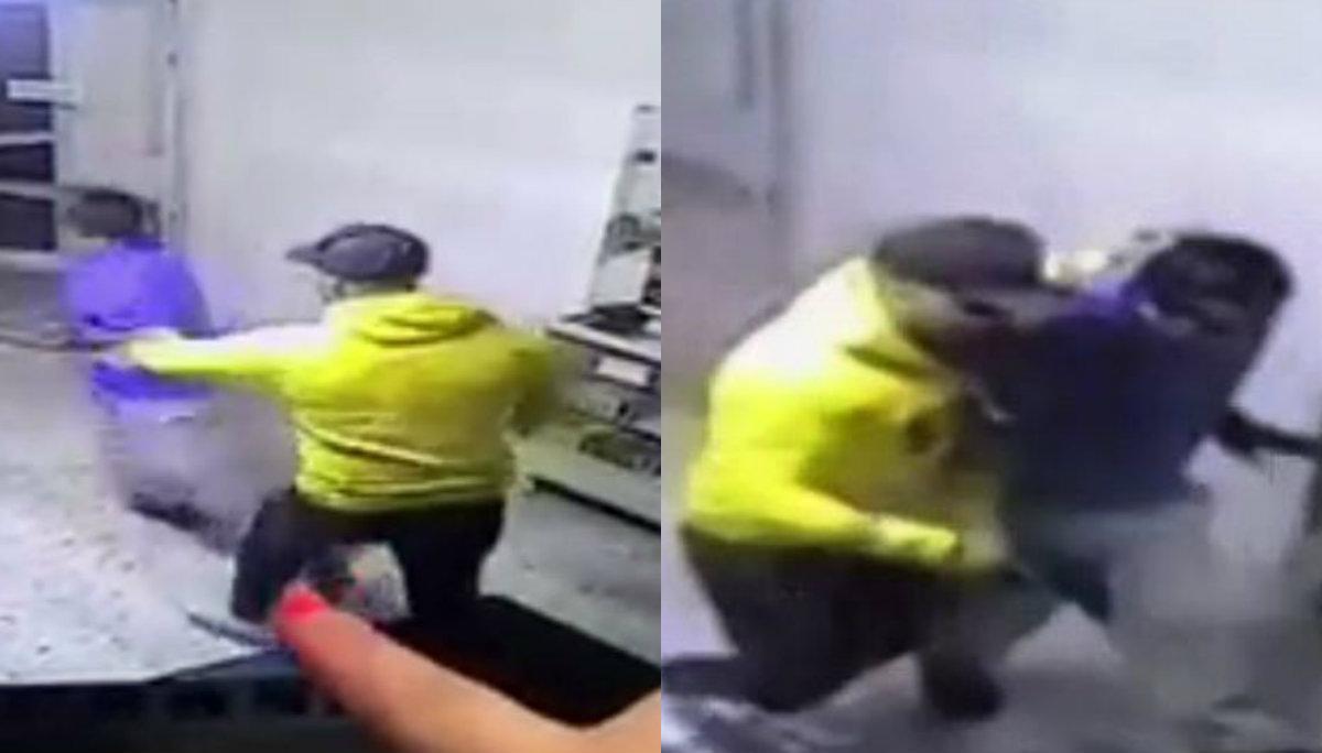 robo violento asalto hospital quirúrgico león guanajuato