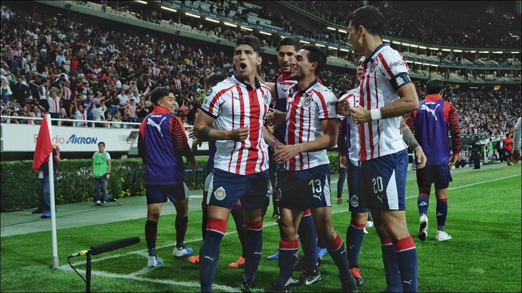 Chivas le quita la racha ganadora al León