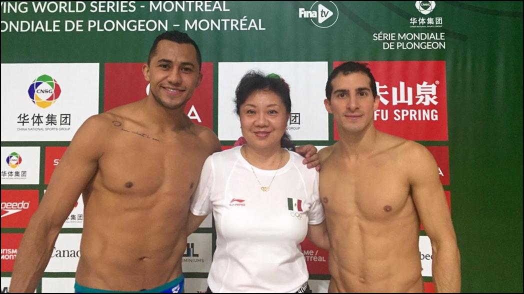 Ocampo y Pacheco ganan la medalla de plata en Serie Mundial