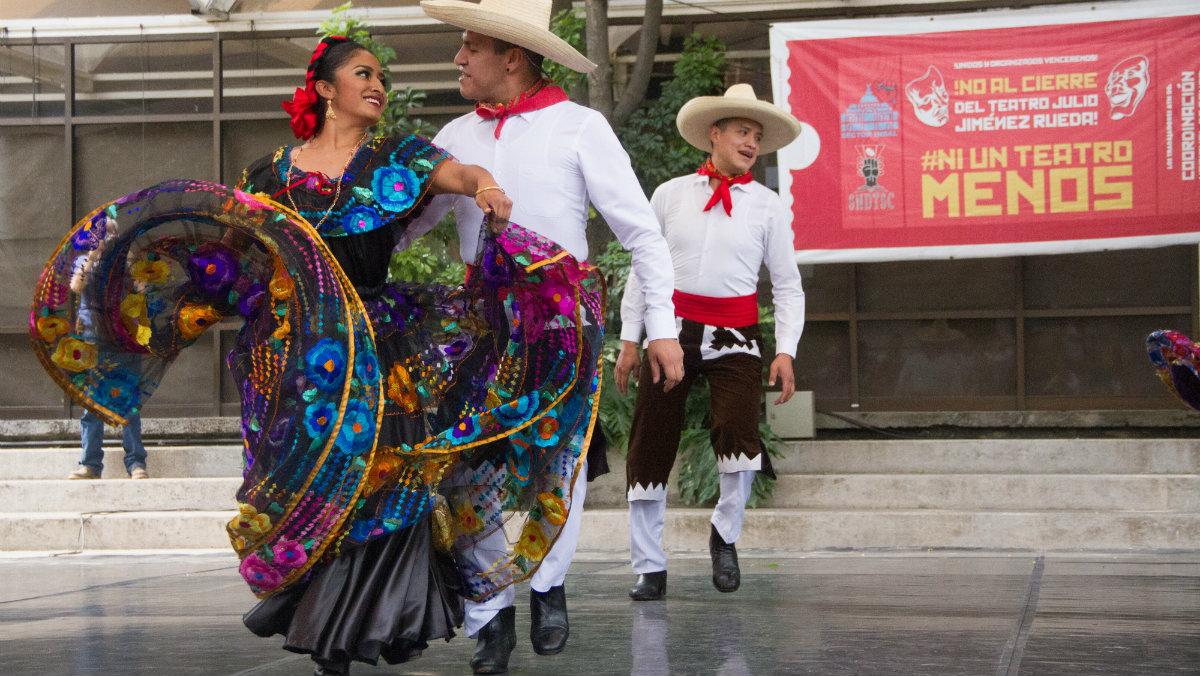 dia internacional de la danza festejo cuando es