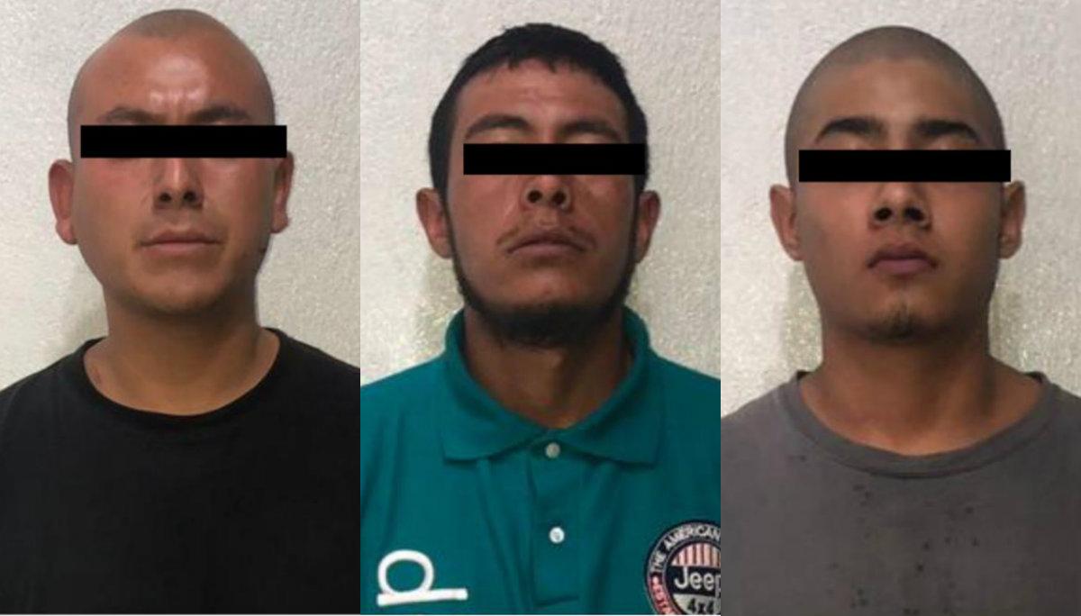feminicidas ecatepec responsables detenidos