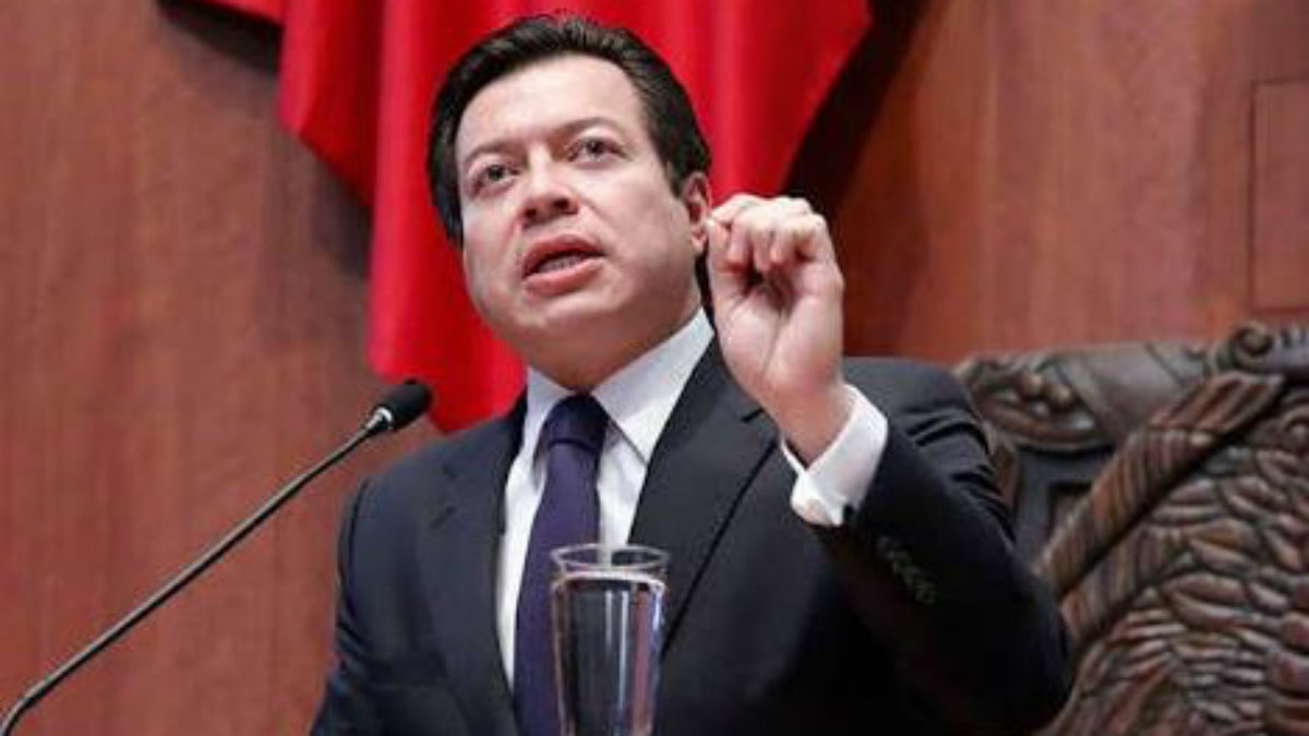 guardia nacional mario delgado carrillo propuesta senado extraordinaria sesión