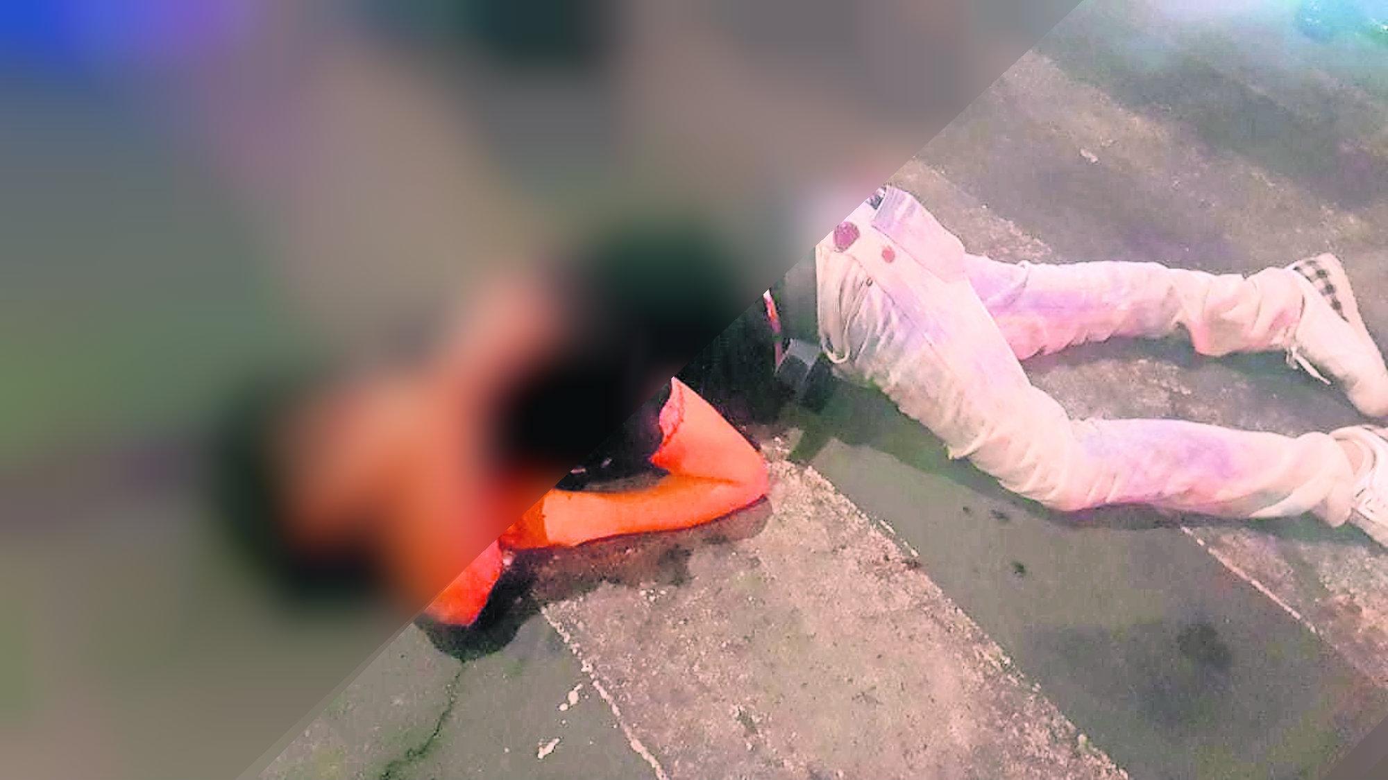 Sicarios cobran deuda Joven acribillado CDMX Colonia Guerrero