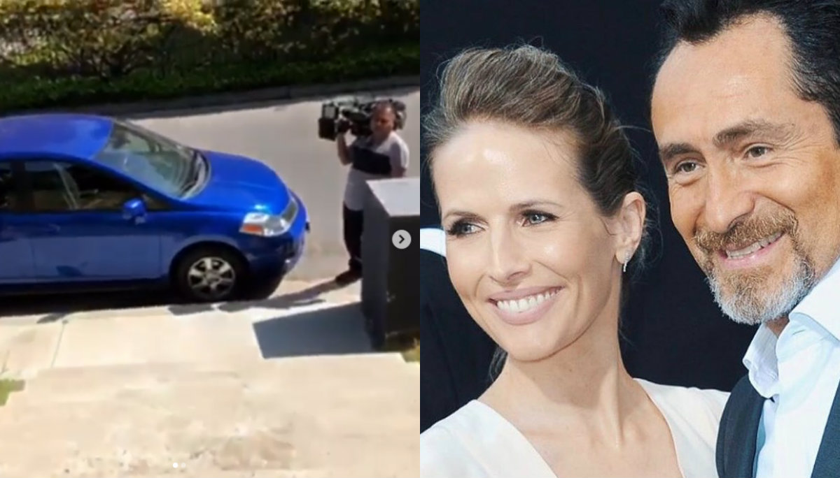Telemundo Pide disculpas Demián Bichir Muerte de esposa