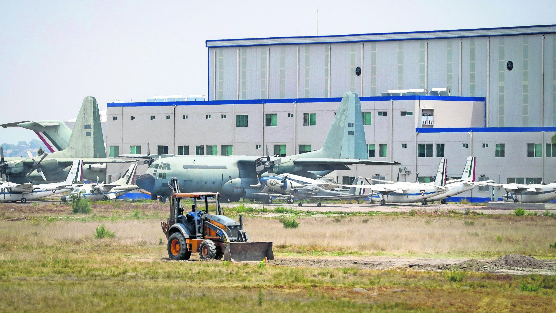 nuevo aeropuerto Felipe Ángeles