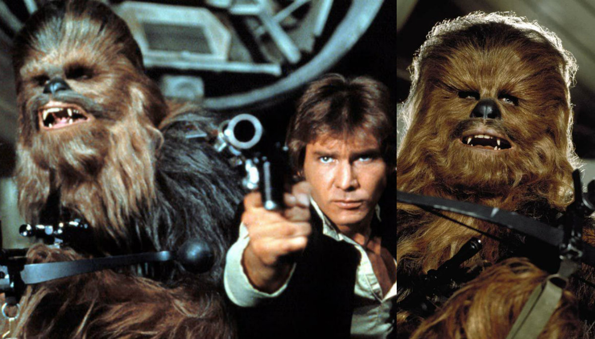 Muere Peter Mayhew Chewbacca Star Wars