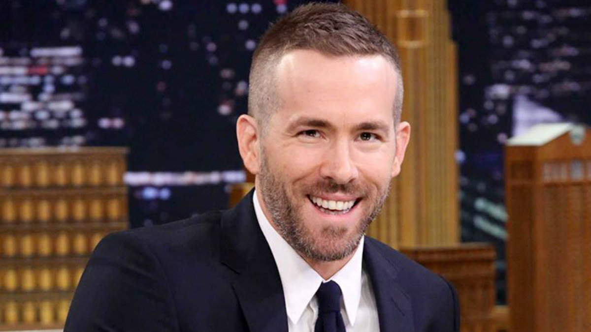 Ryan Reynolds el actor mejor pagado de la industria del cine en 2019