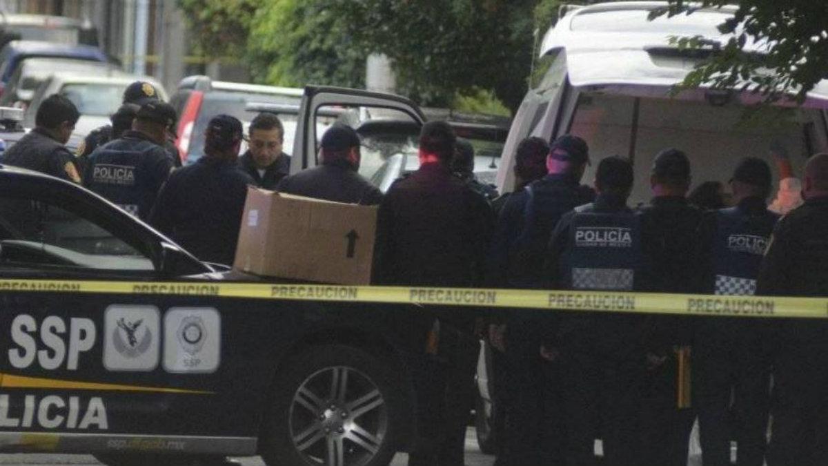 uruguaya mujer muerta hotel nápoles