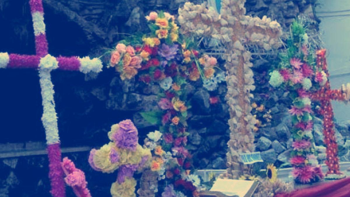 Día de la Santa Cruz Albañiles