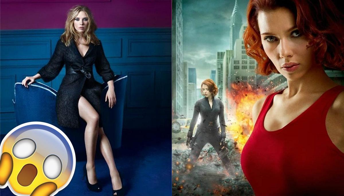 Scarlett Johansson Avenger Endgame Dieta mortal