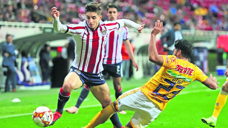 Chivas quiere un cierre digno e irá con todo contra los Tigres