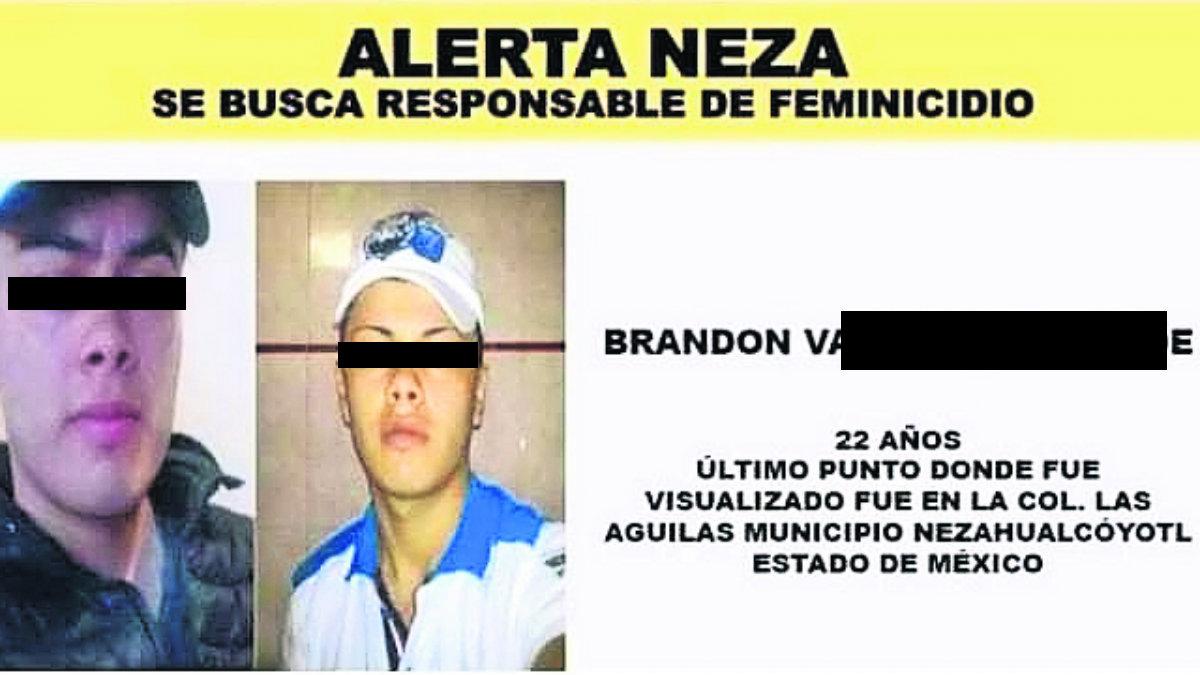 capturan feminicida mató a su pareja a golpes nezahualcóyotl