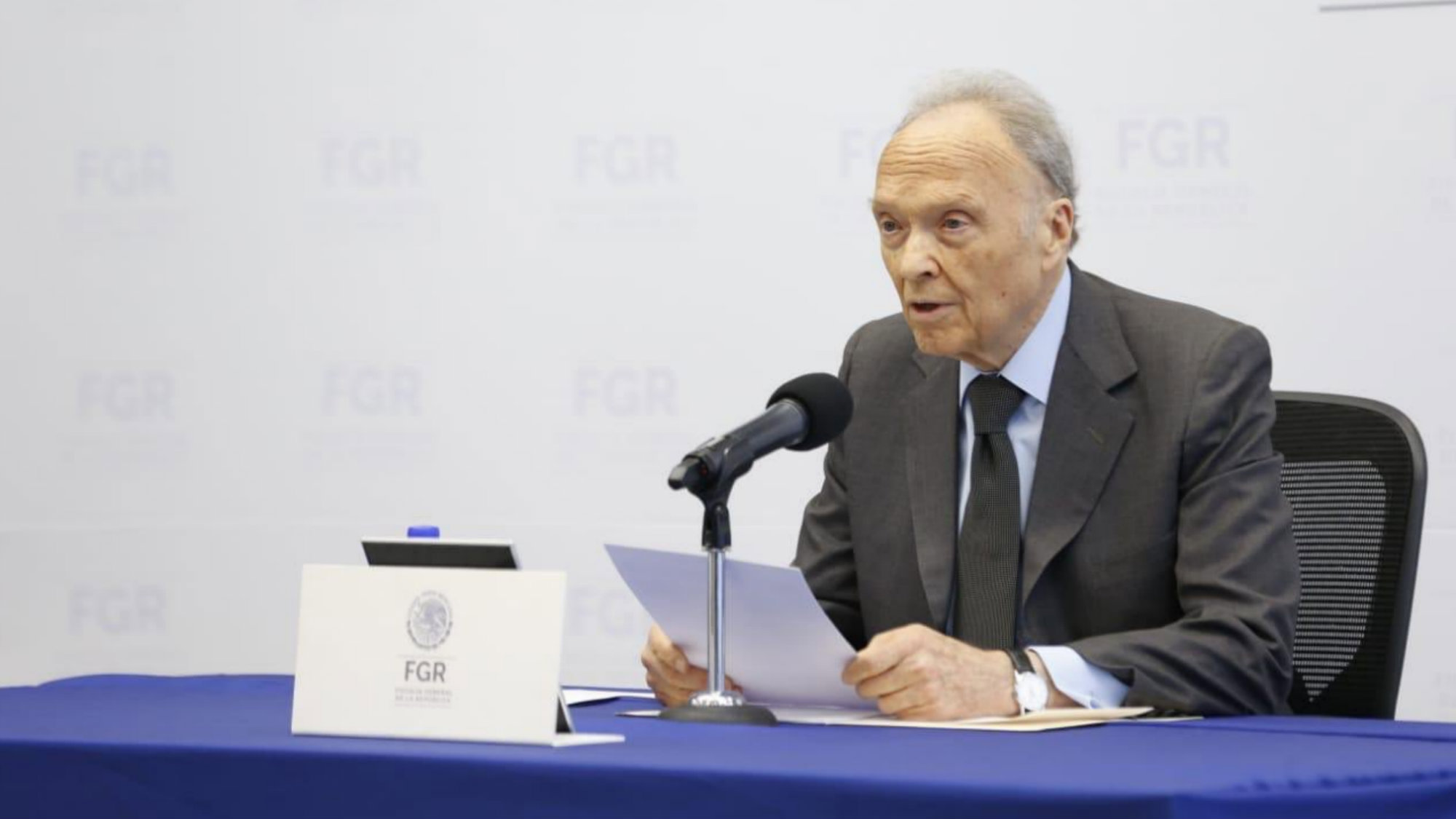 Fiscalía General de la República Gertz Manero Estafa Maestra Caso Odebrecht