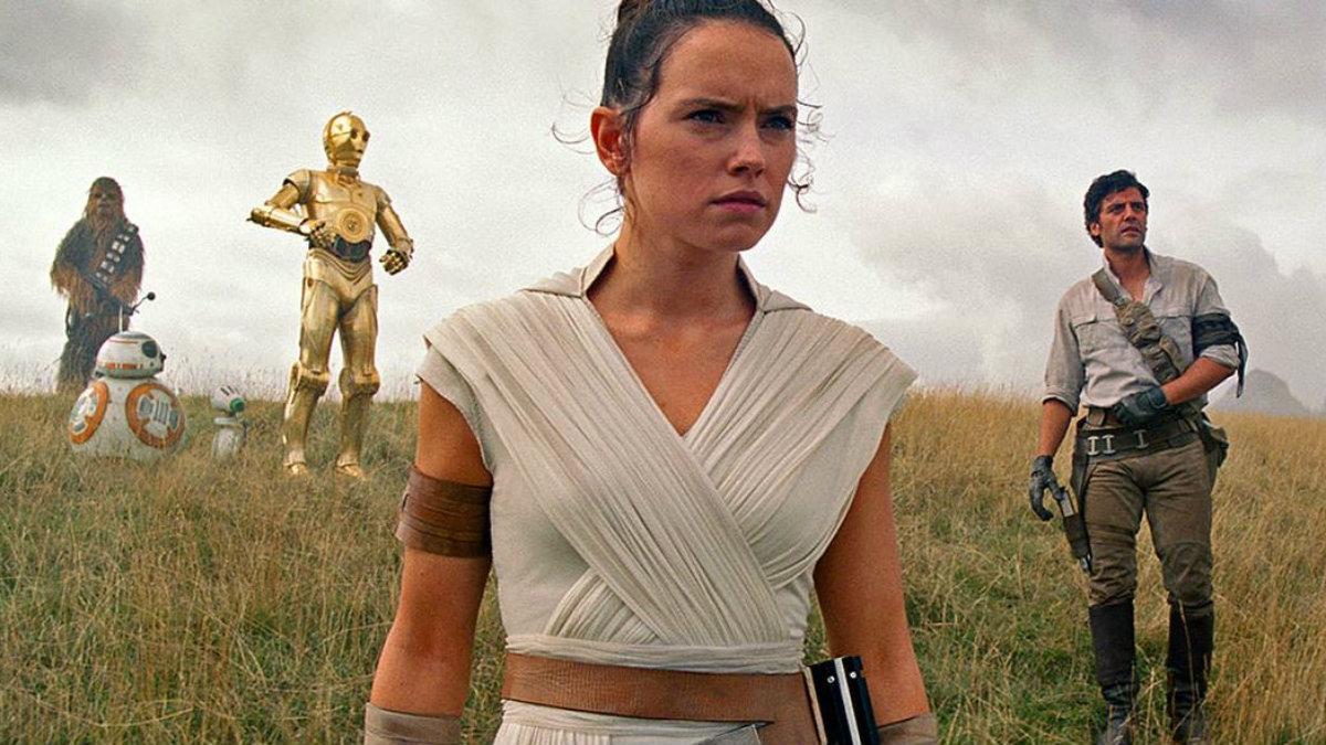 star wars revelan fecha estreno películas trilogía