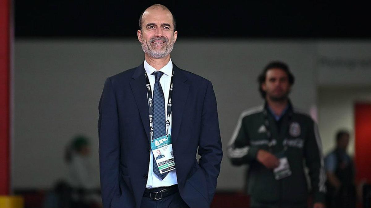 Guillermo Cantú dejará su cargo en la directiva de FMF al terminar la Copa de Oro