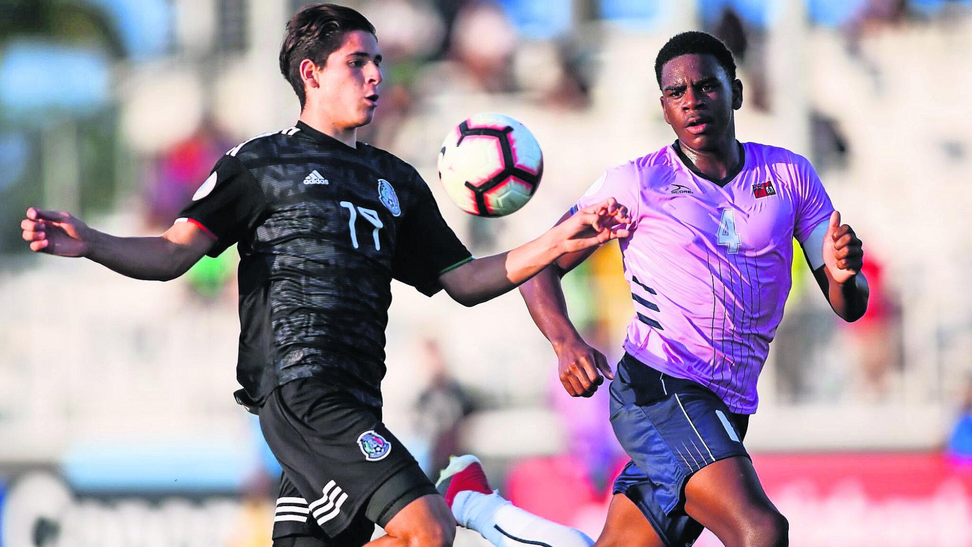 Selección Mexicana sub-17 pase a semifinales
