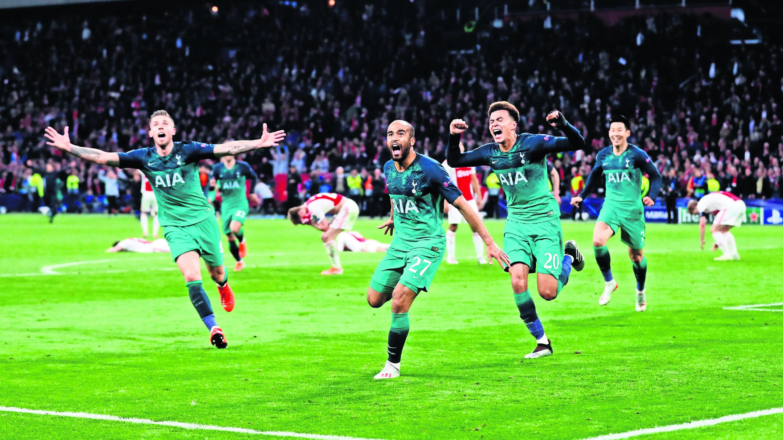 Tottenham estará en la final