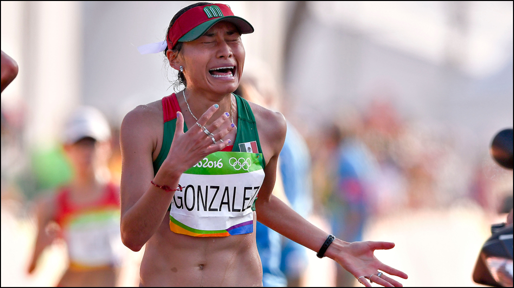 Lupita González envía carta de justificación a la IAAF