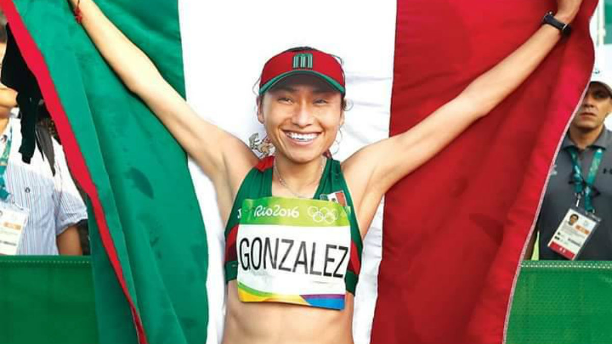 Suspenden cuatro años a Lupita González por doping