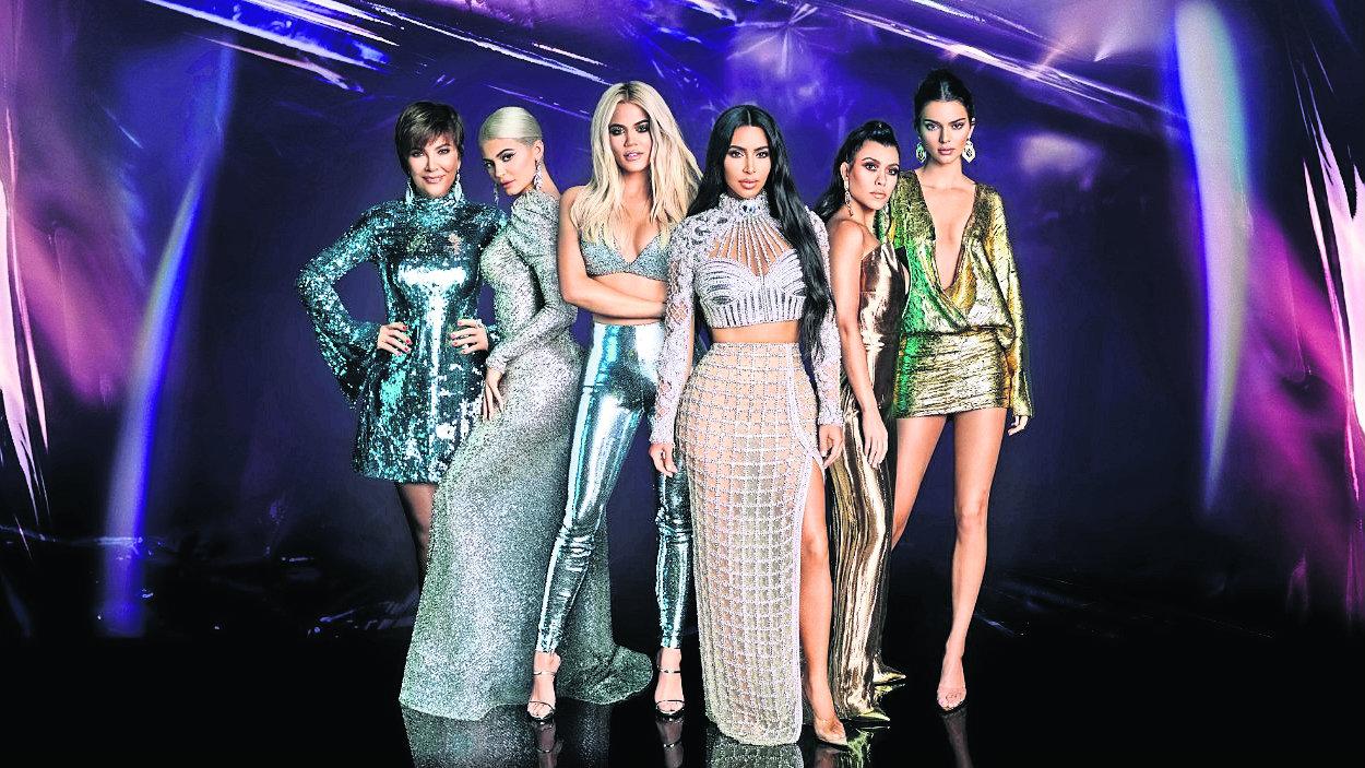 Llega la temporada 16 del programa Keeping Up with the Kardashians