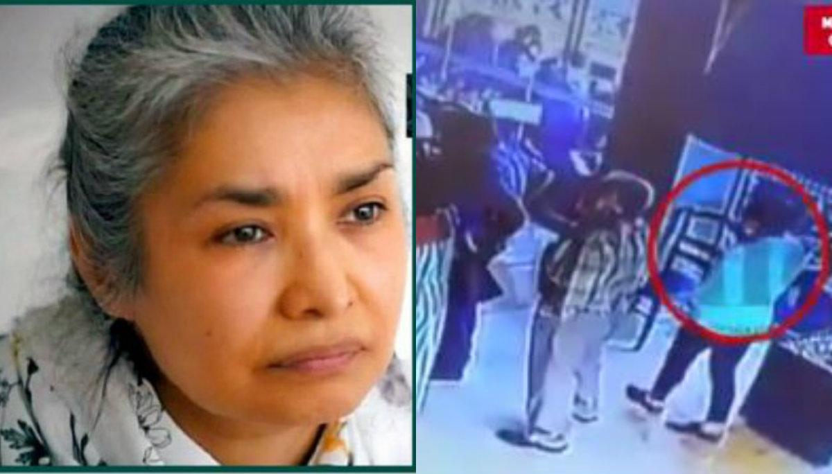 mónica garcía video detención directora rébsamen