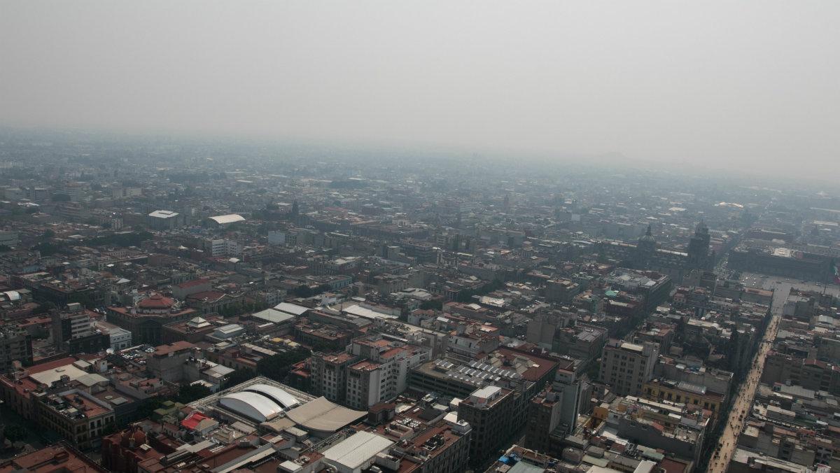 contingencia ambiental contaminación índices peligrosos medidas