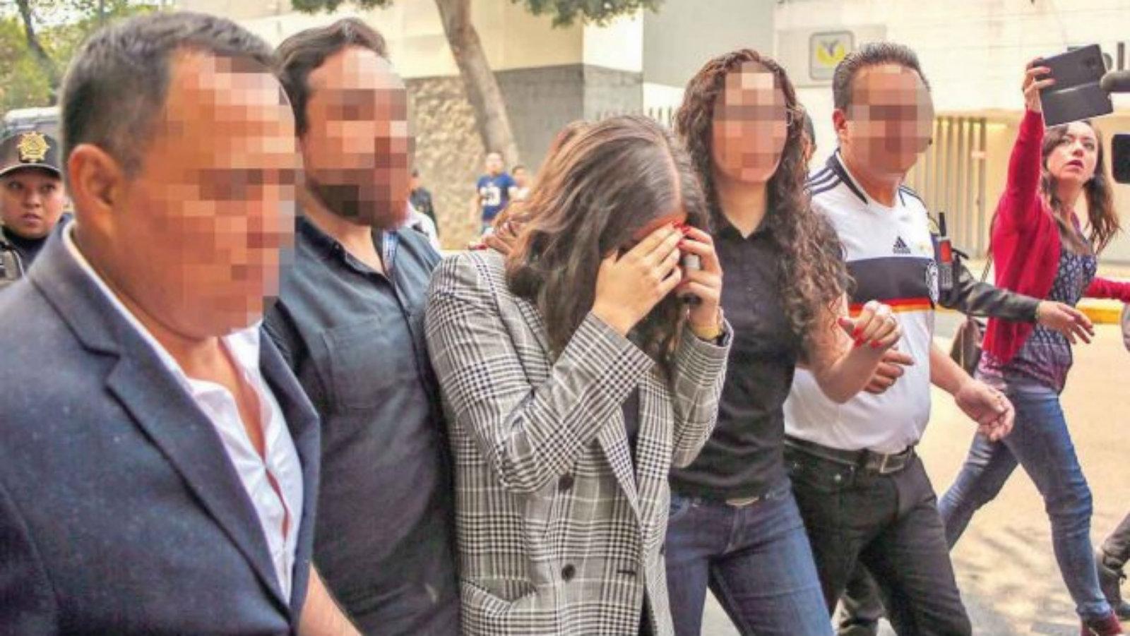 Miss Mónica Detención no pactada Colaboración ciudadana PGJ CDMX