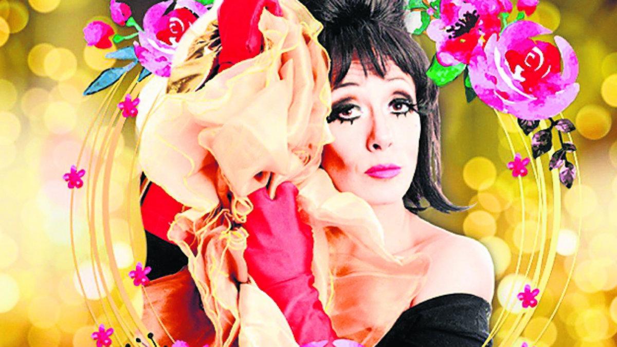 adriana moles festeja 30 años teatro divas de corredor