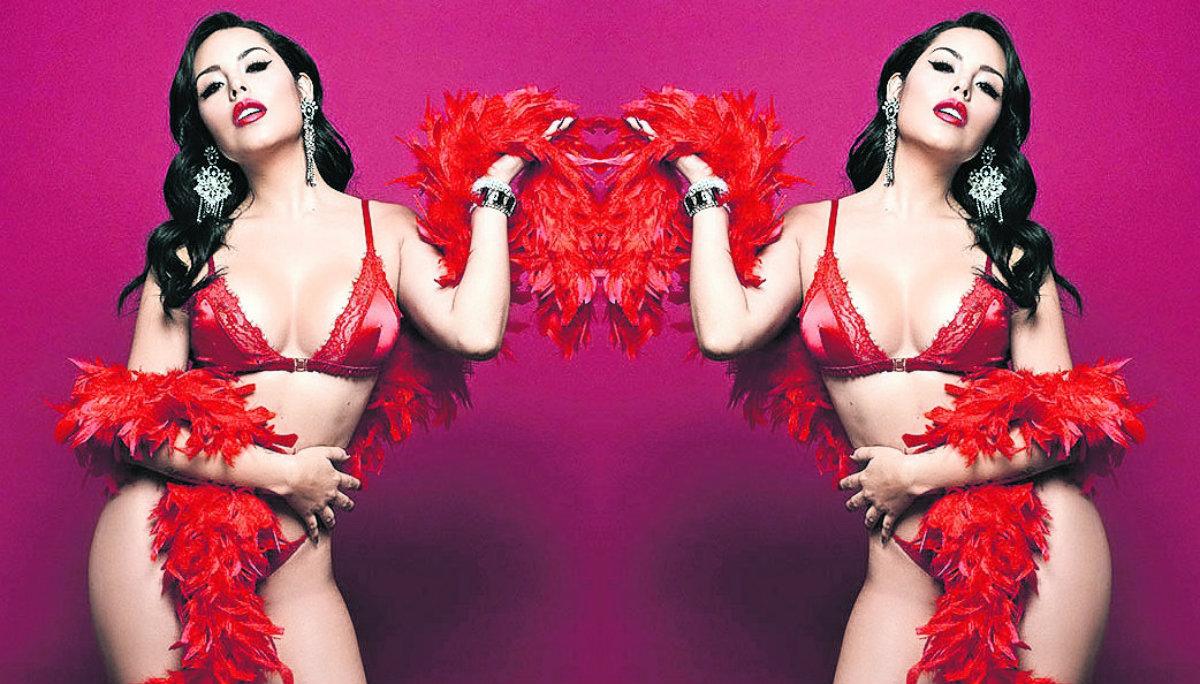 veronica flores modelo mexicana playboy