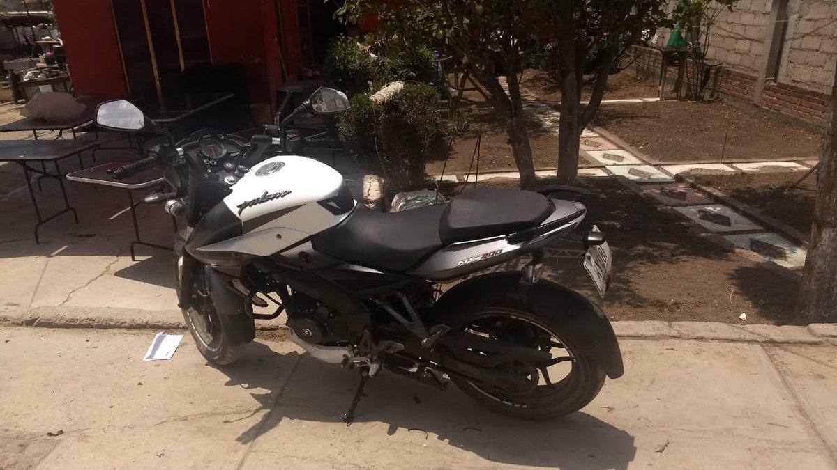 Las motocicletas circulan o no durante la contingencia ambiental