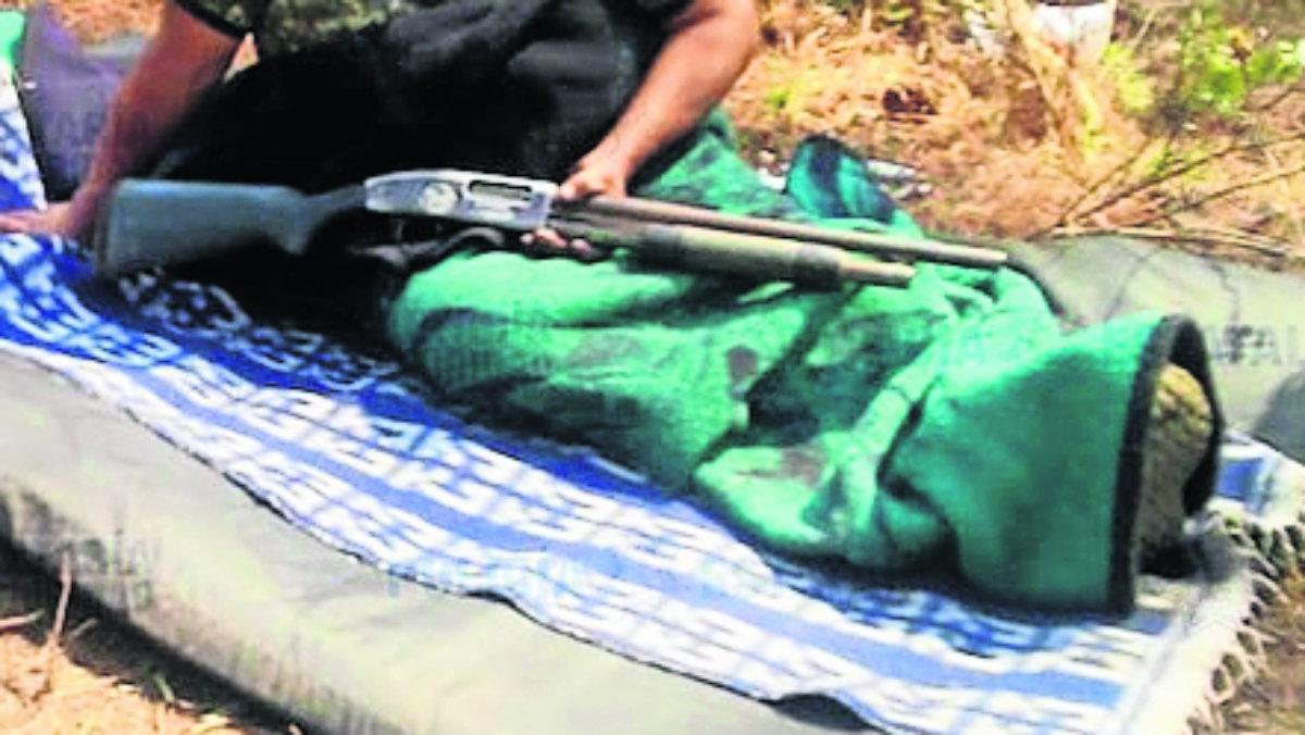 detienen halcón familia michoacana operativo acampaba coatepec harinas