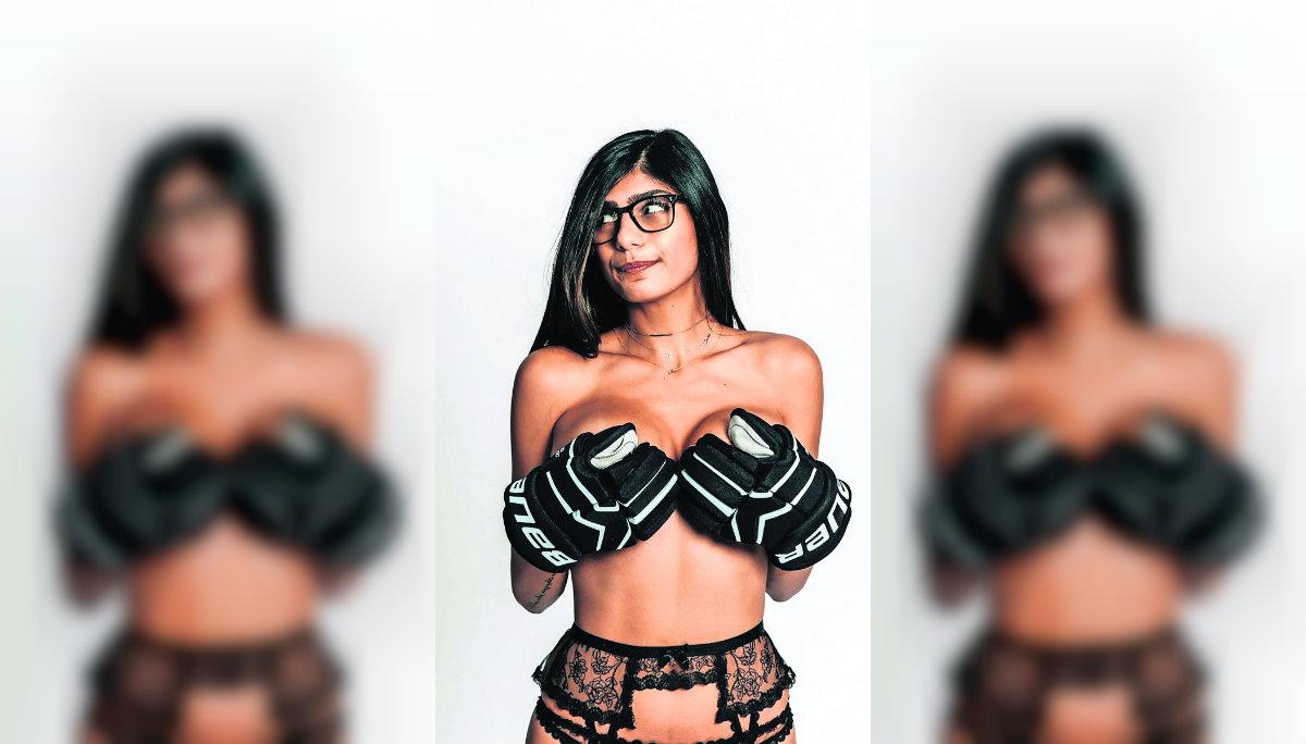Mia Khalifa se reduce los senos