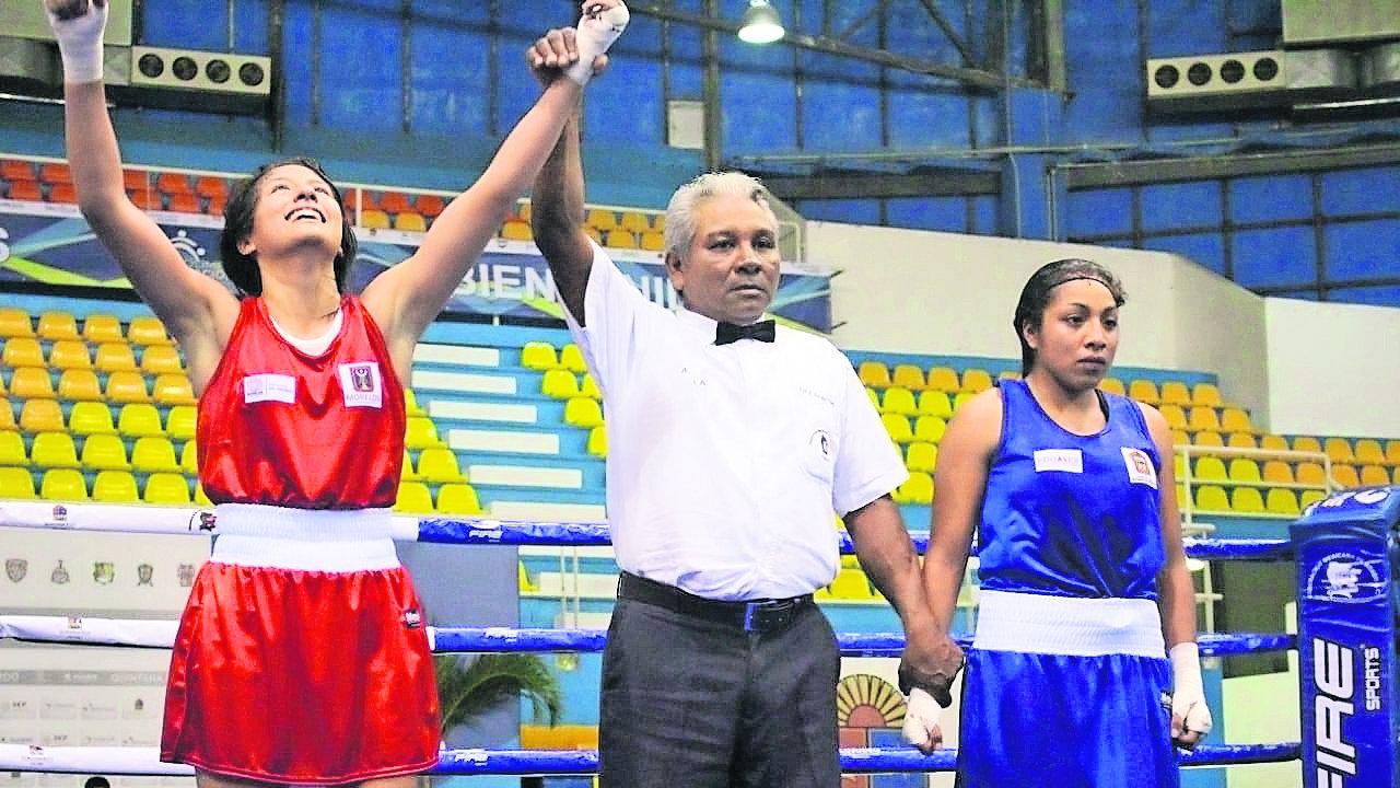 selección boxeo amateur de Morelos