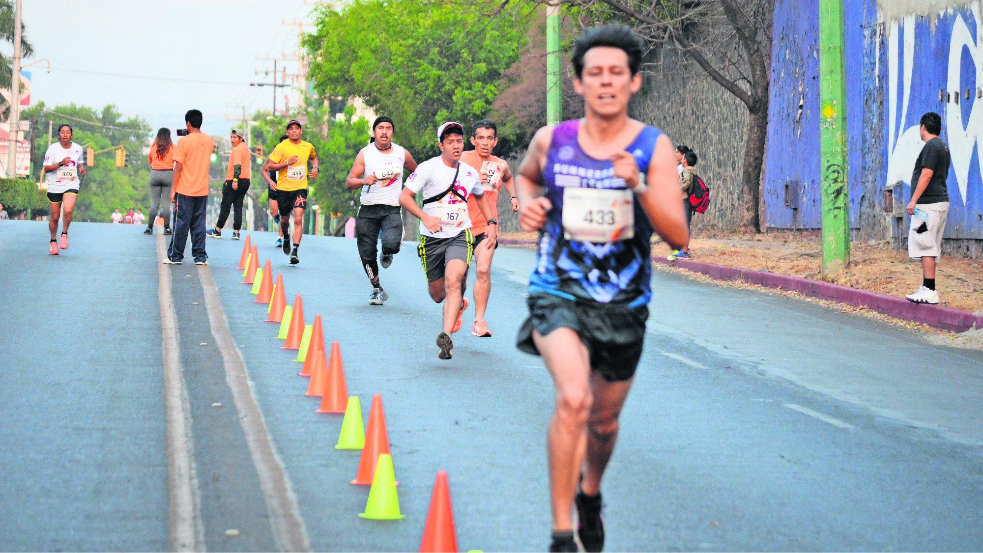 Carrera atlética IPN Morelos