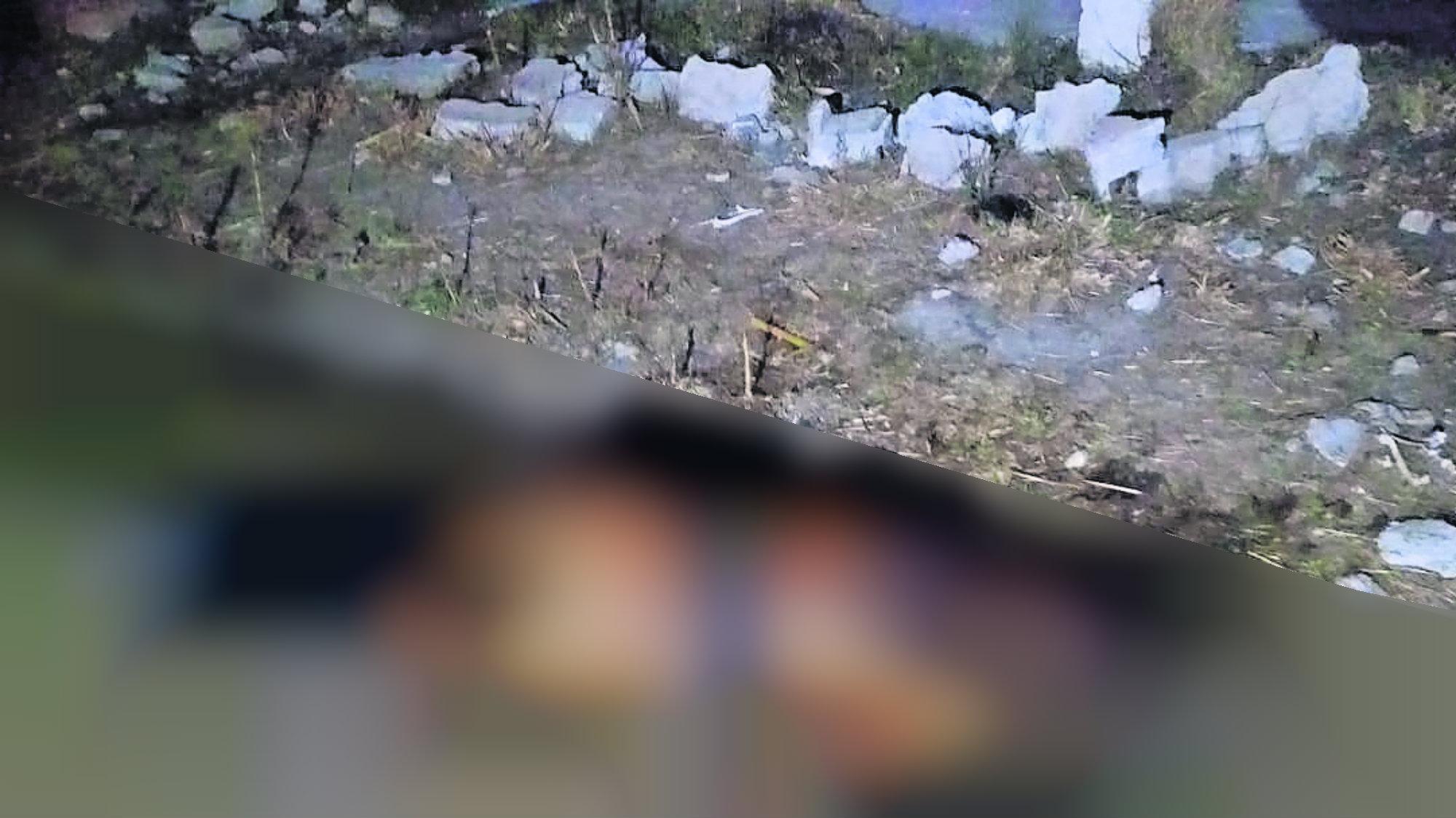Mujer asesinada Violada Calcinada Temascalapa Edomex Hidalgo