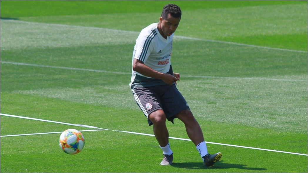 Giovani Dos Santos regresa a la Selección Nacional Mexicana