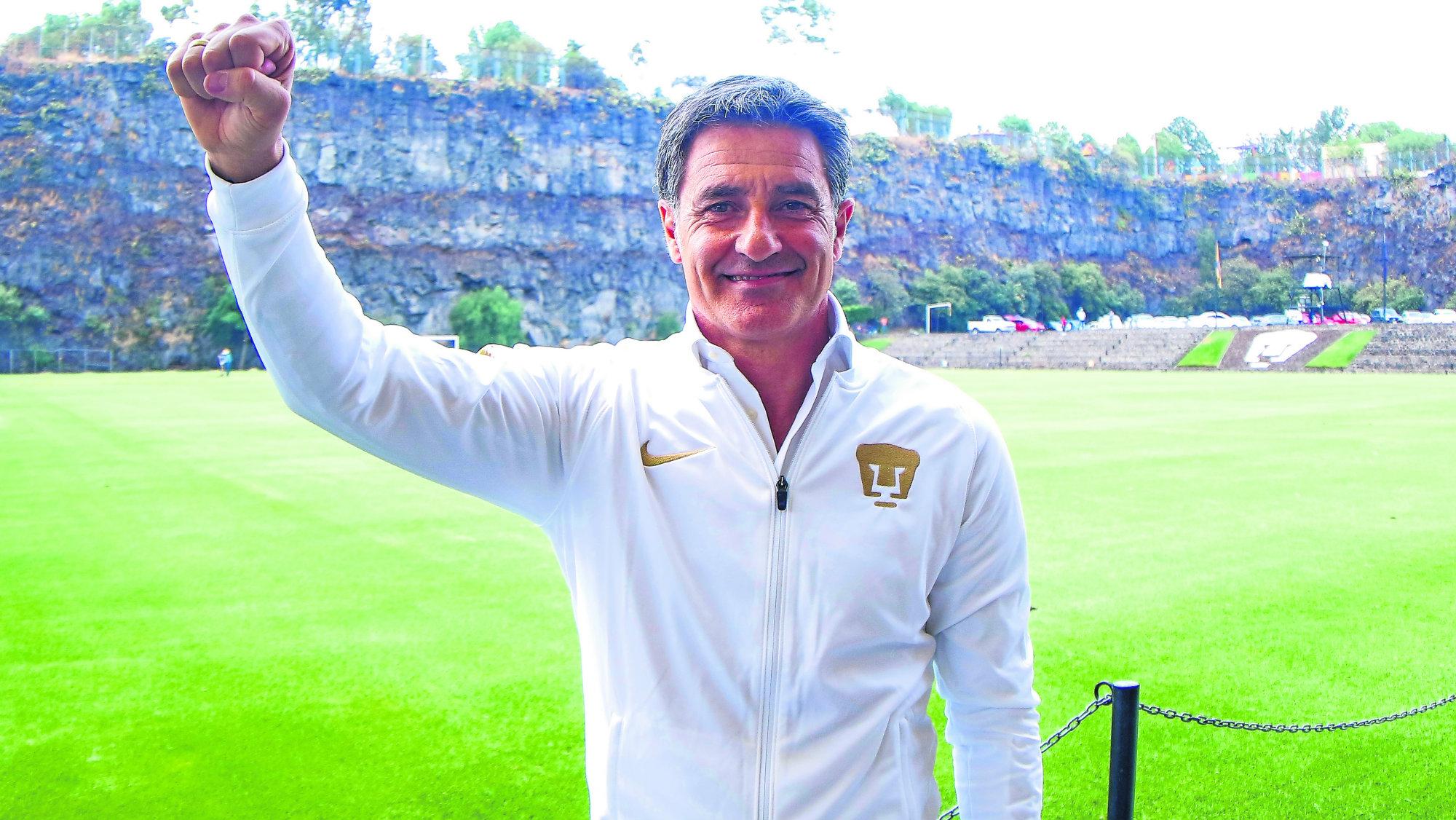 Michel González Llegada a Pumas Cambios en equipo