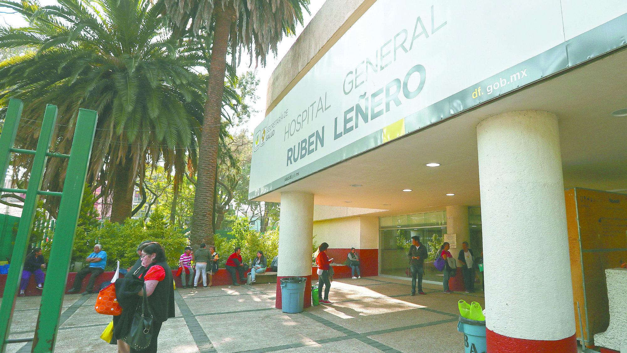 Hospital Generail Retención presupuestal SHCP Libera recursos