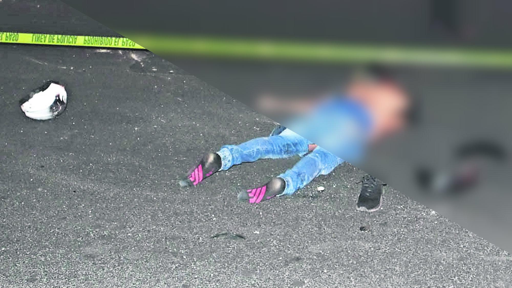 Motociclista muerto Cráneo fracturado Tláhuac CDMX