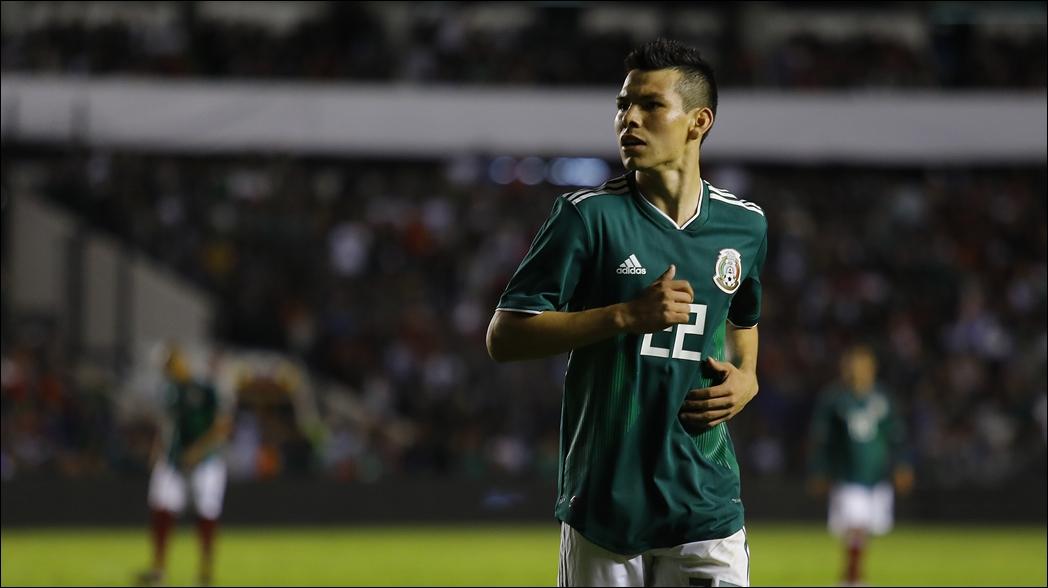 Tampoco estará el 'Chucky' Lozano en la Copa Oro