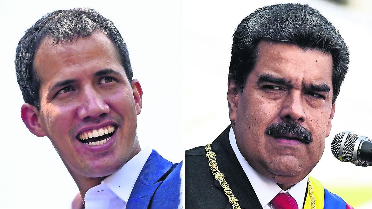 dialogo venezuela crisis juan guaidó nicolás maduro noruega oslo