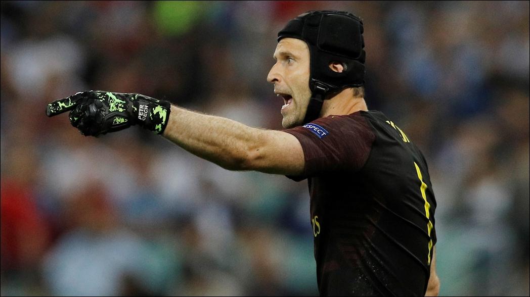 Petr Cech se retira del futbol