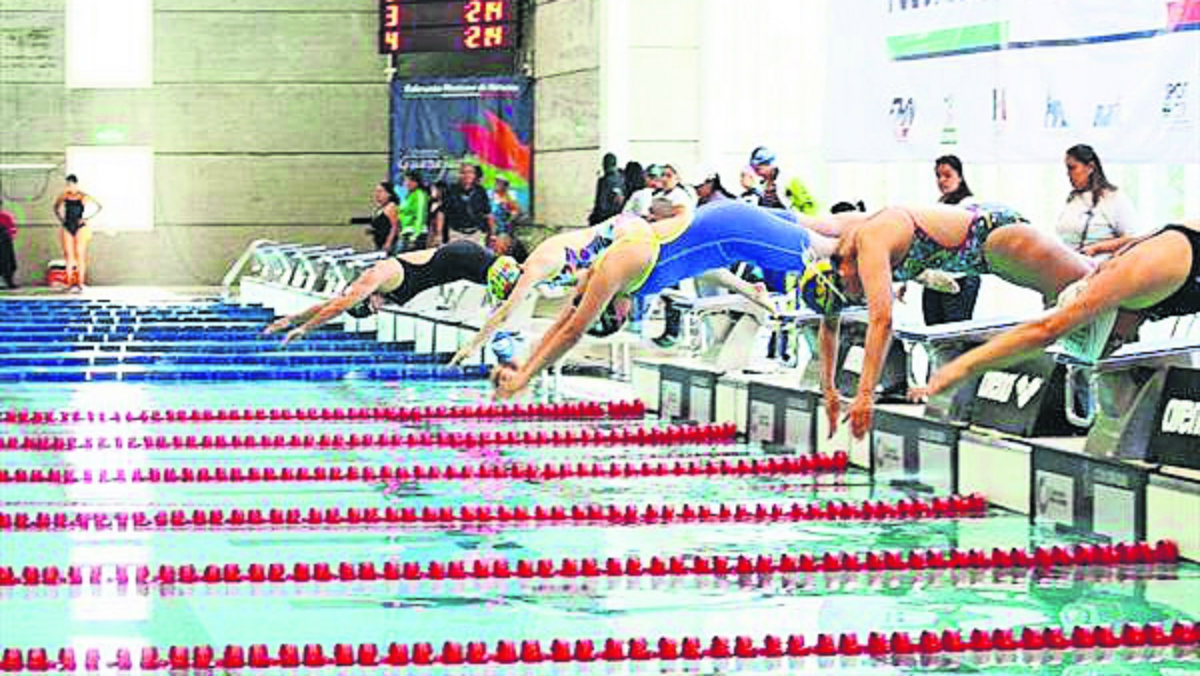 actos de corrupción natación mexicana