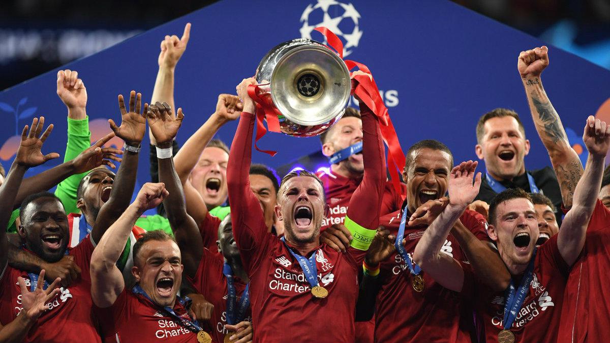 Liverpool se impone sobre el Tottenham y gana la final de la Champions League