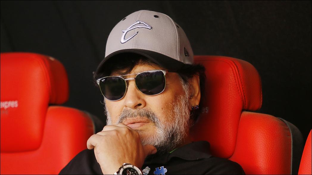 Los problemas de salud de Maradona son ocasionados por sus hijas: Matías Morla